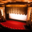 auditorium stage with screen