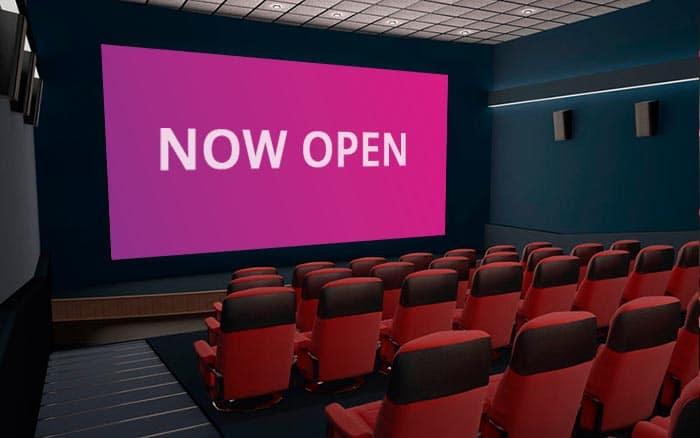 Cinema Theatre post COVID 19
