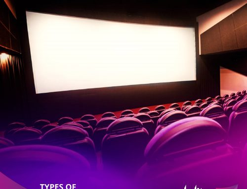 Front Projection – Rear Projection – 3D Projection Cinema Screens : what are they?